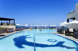Hotel Galini Sea View hotel****